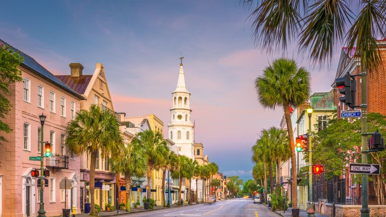 South Carolina's Charleston was voted the best city to visit in the world