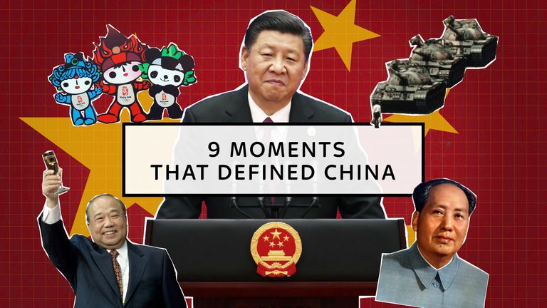 After 70 years of communist rule, China has become one of the world's greatest powers.
