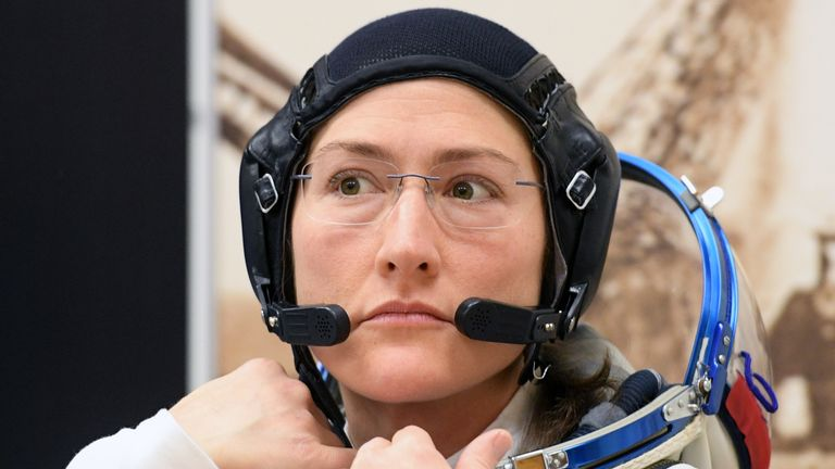 Christina Koch is one of the two female astronauts who will carry out the walk