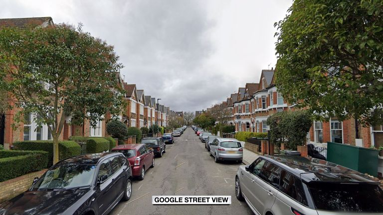 Police were first called to a disturbance in Lynette Avenue