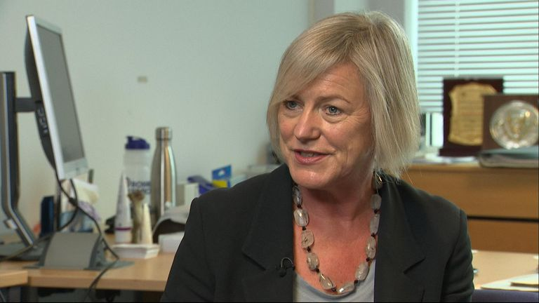 Dame Sara Thornton is calling on the government to make the system better