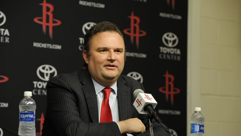 Daryl Morey sparked backlash with his tweet in support of Hong Kong protesters