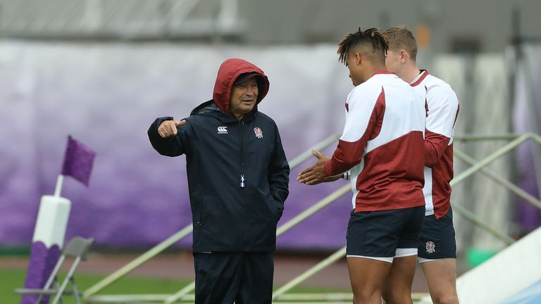 Eddie Jones says there are 'no surprises' in world rugby any more