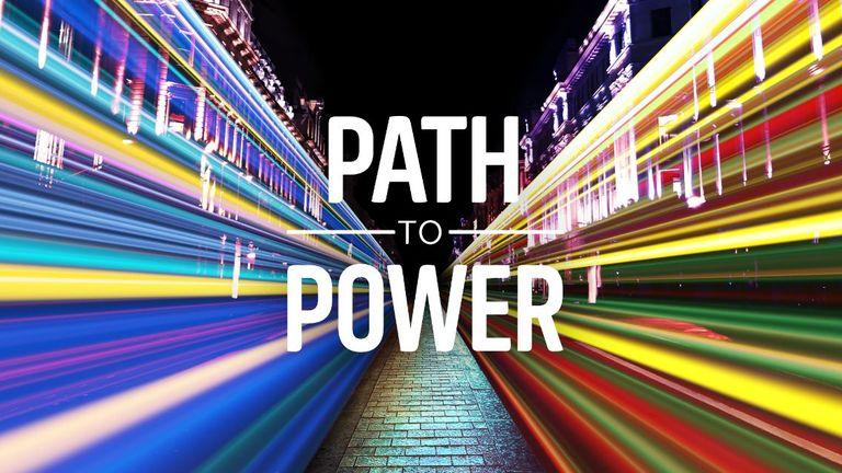 PATH TO POWER HERO IMAGE