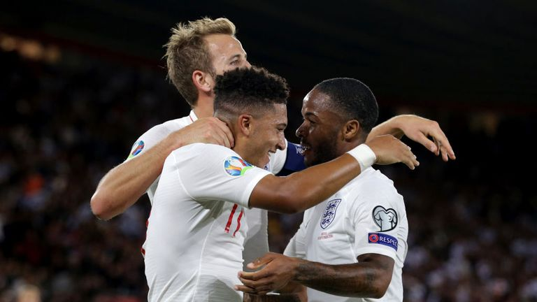 The England team agreed they would all leave the pitch if any player was subjected to racism