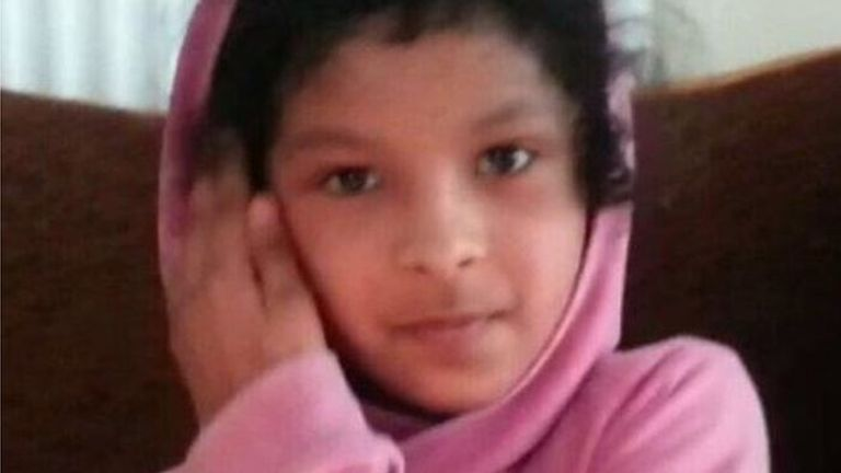 Evha Jannath died after falling off a water ride at Drayton Manor theme park. Pic: Family handout