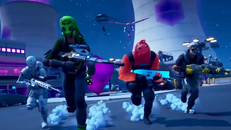 The trailer for Fortnite Chapter 2 has leaked