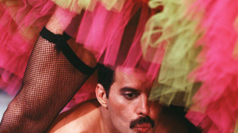 Freddie Mercury - Never Boring. Pic: Peter Roshler/ Mercury Songs Ltd