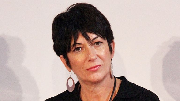 Ghislaine Maxwell has not been seen in public for weeks
