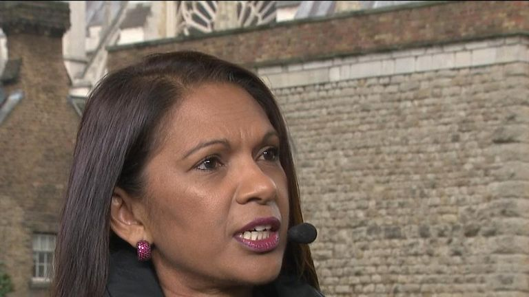 Gina Miller thinks it's time for a general election