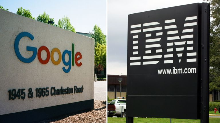 Google and IBM are arguing about quantum supremacy
