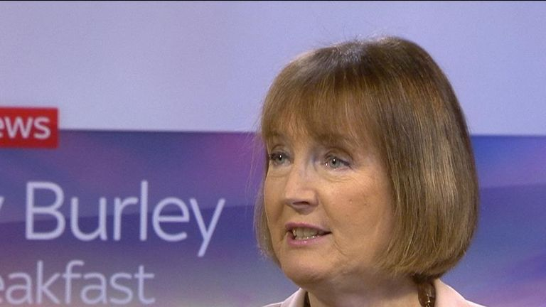 Harriet Harman thinks the Speaker should have more backup around decision making