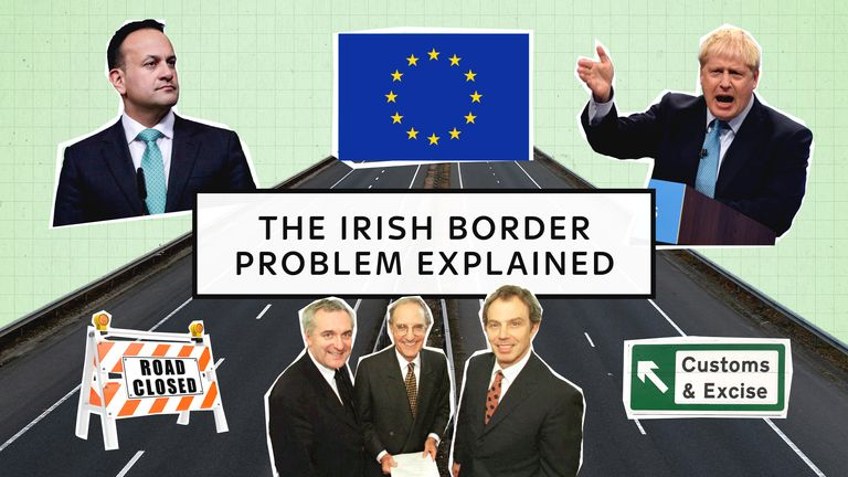 The Irish border problem explained