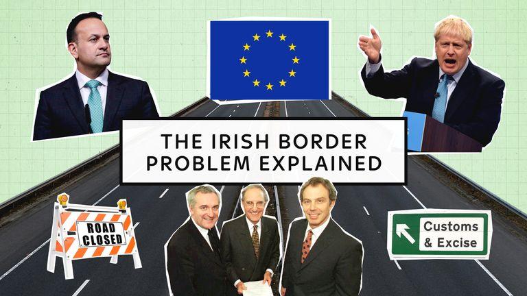 The Irish Border Problem Explained