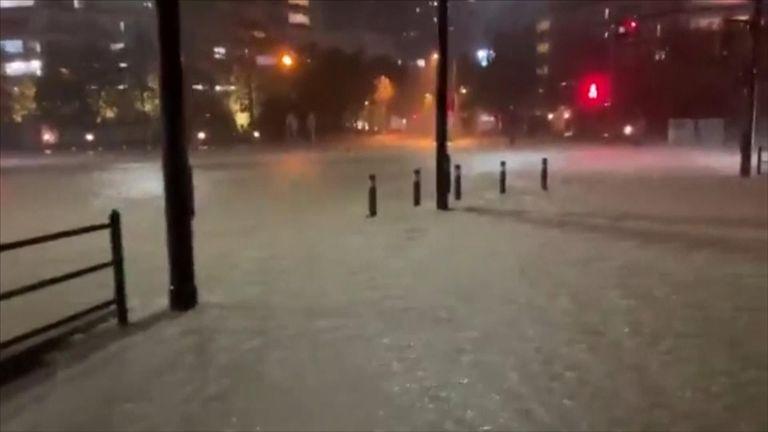 Tokyo Typhoon Hagibis