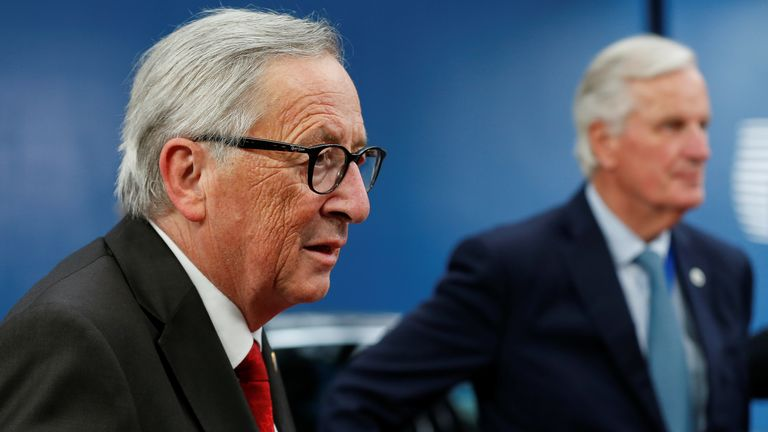 Jean-Claude Juncker still
