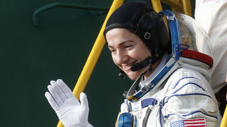 Jessica Meir is one of the two astronauts will complete the all-female spacewalk on 21 October