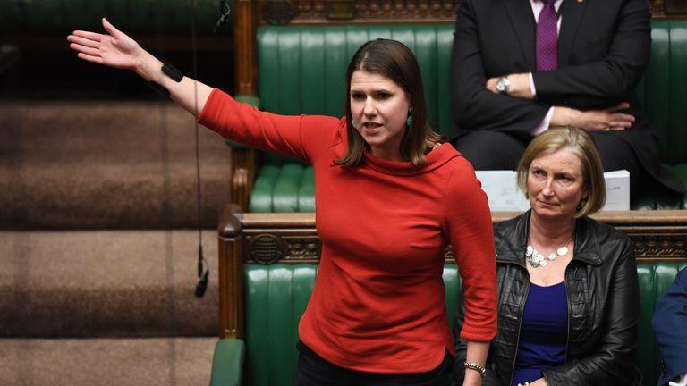 Jo Swinson Pic: UK Parliament/Jessica Taylor
