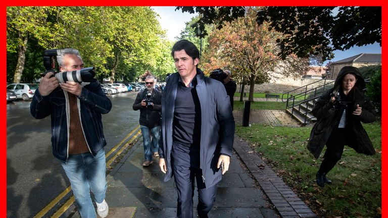 Barton appeared at Barnsley Magistrates' Court