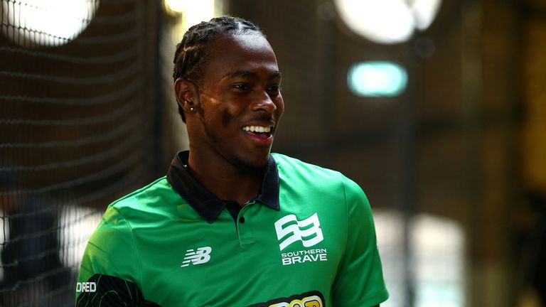 Jofra Archer will compete for the side Southern Brave in the tournament
