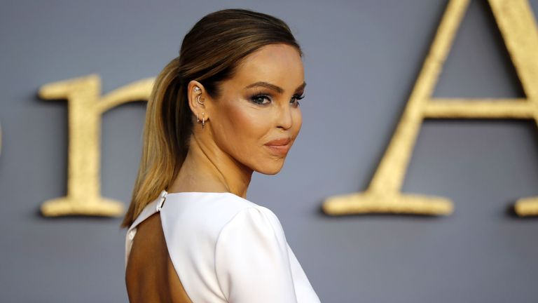 Katie Piper has recovered from an acid attack back in 2008