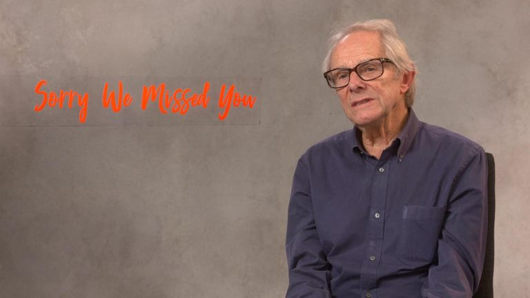 Director Ken Loach has said he finds the Marvel superhero films 'boring' and 'nothing to do with the art of cinema'.