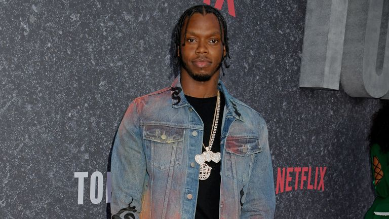 Rapper Krept was reportedly slashed backstage at a live event in Birmingham