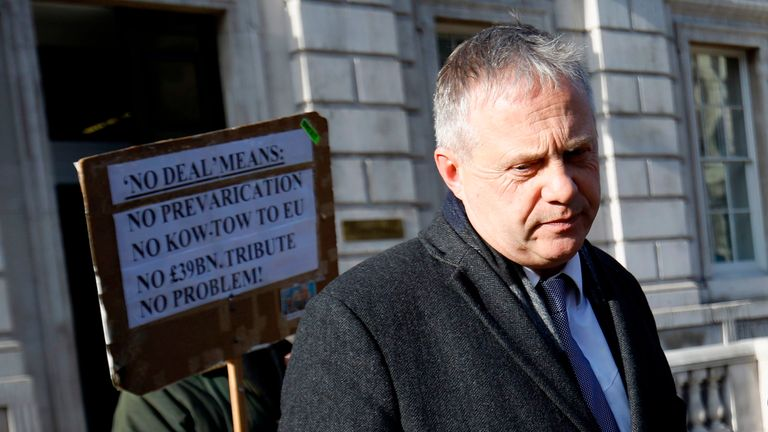 Labour MP John Mann says he wants to get Brexit completed