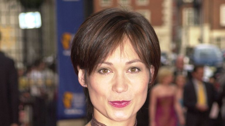 Leah Bracknell was diagnosed with termainal lung cancer in 2016