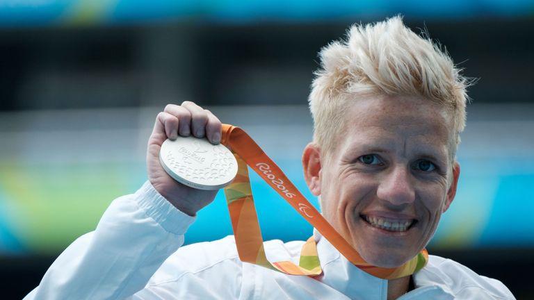 Marieke Vervoort: Paralympic gold medallist ends life through euthanasia