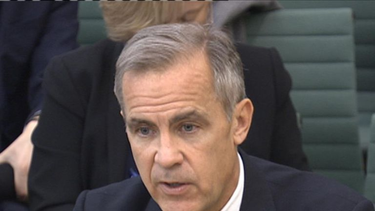 Mark Carney gives his view on the Woodford Equity Income Fund and other similar forms of investments