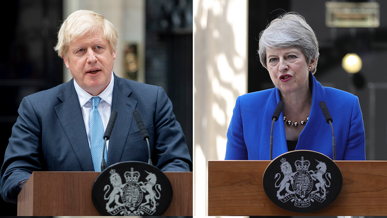 Would Boris Johnson have rejected his deal if Theresa May had won it?