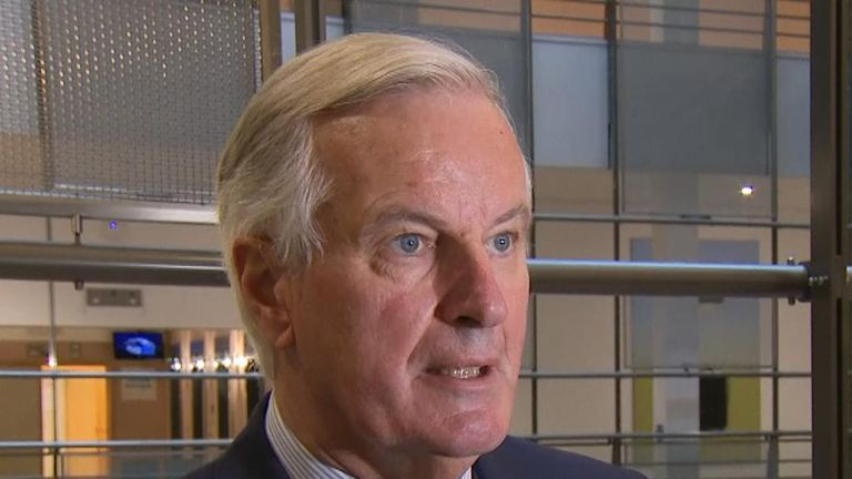 Michel Barnier thinks a Brexit deal is still possible