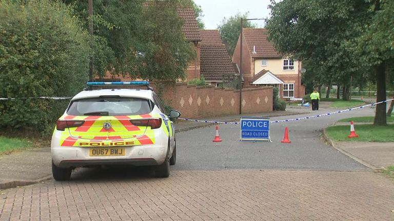 Police have launched a double murder investigation