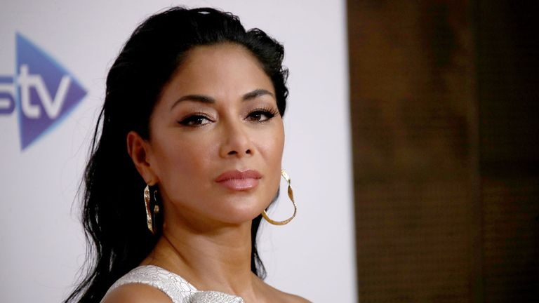 Scherzinger says her family is in 'agony' after her the incident
