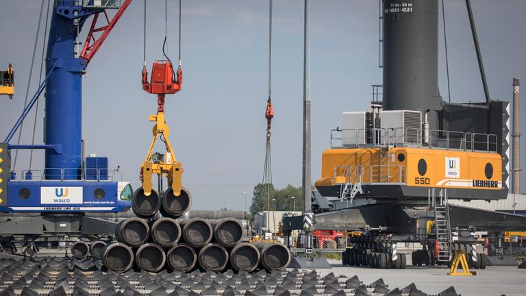 Nord Stream 2 will re-route Russian gas exports from Ukraine to the EU, boosting Europe's energy security in the process