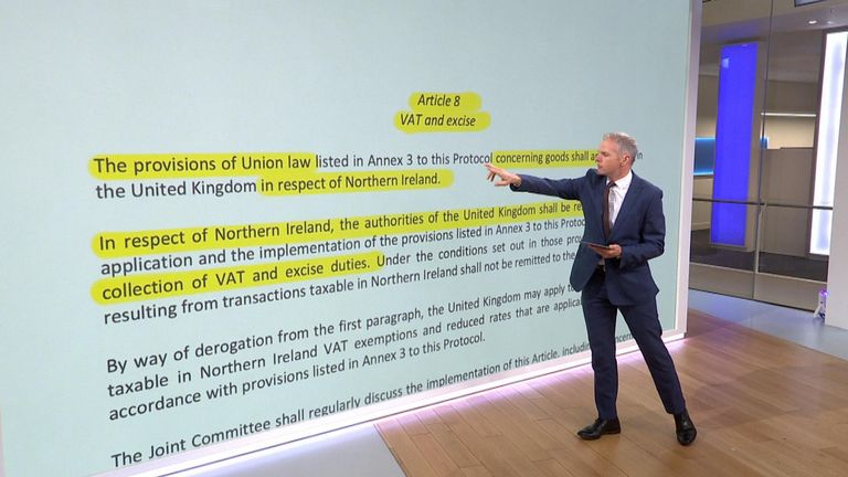 Brexit deal explained