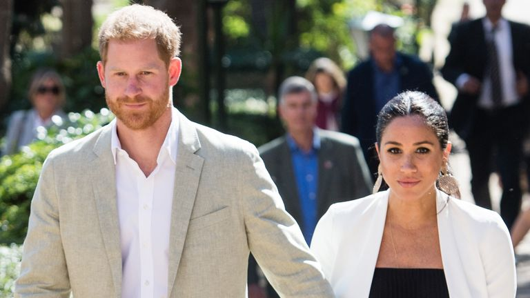 Harry and Meghan are to sue The Mail on Sunday