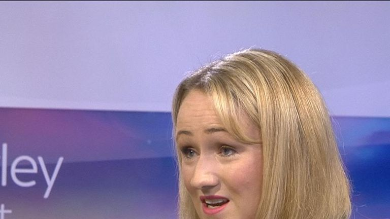 Labour leadership candidate Rebecca Long-Bailey says she