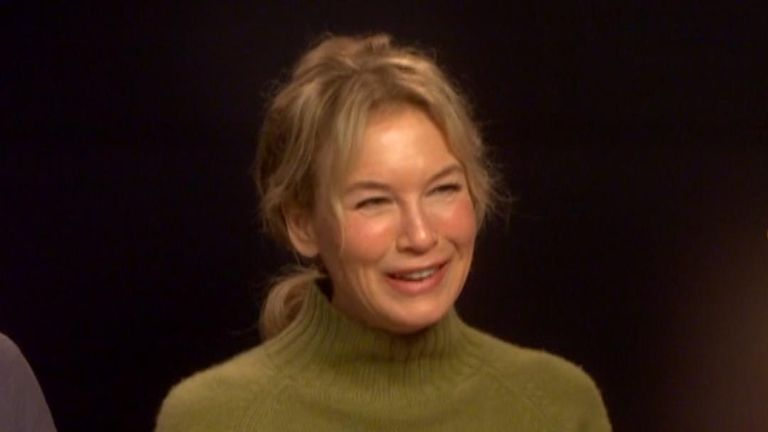 Renee Zellweger 'knows she can be her own toughest critic'