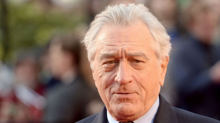 Robert De Niro has been outspoken in his criticism of the US President