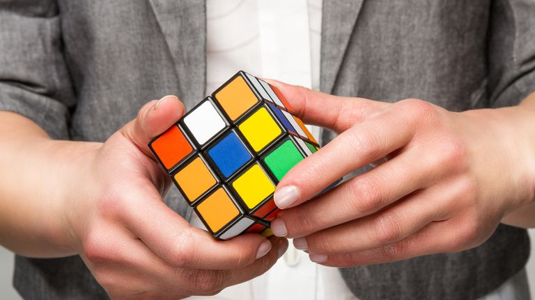 A row over the trademark for Rubik's Cube has been ongoing