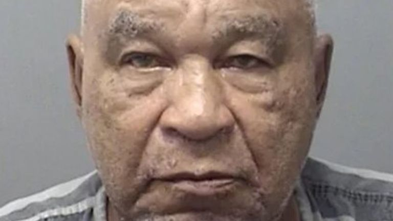 Samuel Little is already serving a life sentence for three murders in California. Pic: FBI