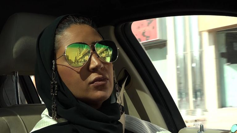 What it's like to be a woman driver in Saudi Arabia