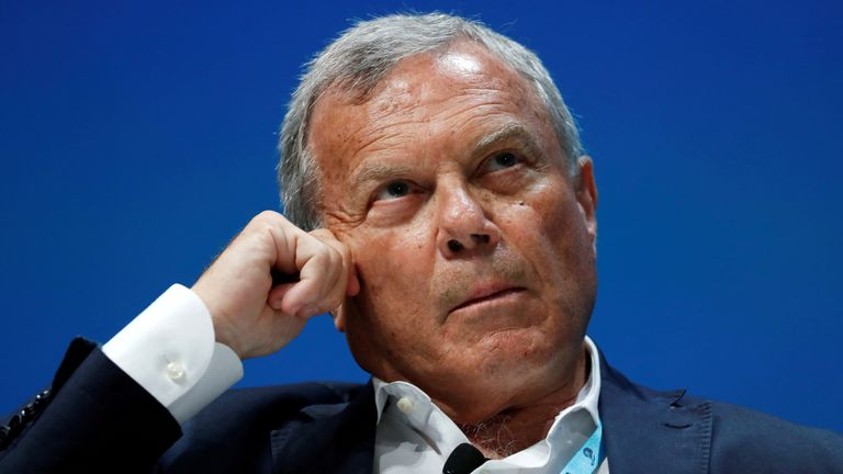 Sir Martin Sorrell founded S4 Capital in 2018