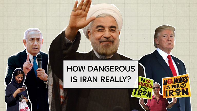 How dangerous is Iran really?