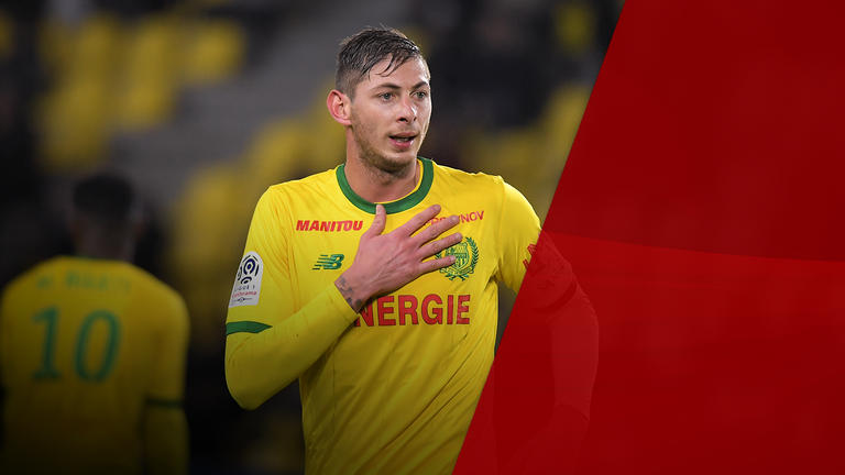 Sala signed to Cardiff from Nantes