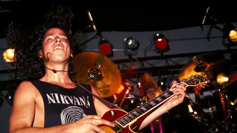 Soundgarden. Pic: Mediapunch/Shutterstock