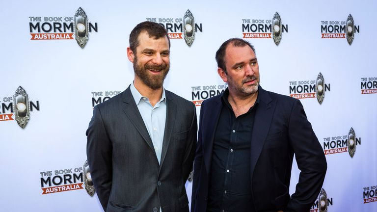 South Park creators Matt Stone and Trey Parker released the mock apology