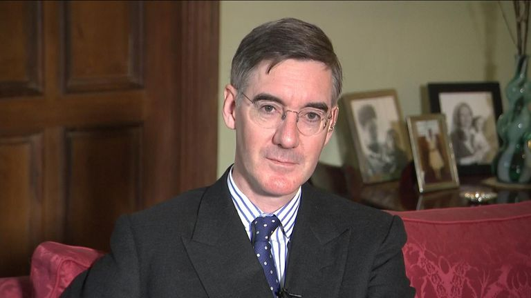 Jacob Rees Mogg on SROS